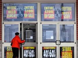 美国零售业破产潮加剧 违约率屡创新高