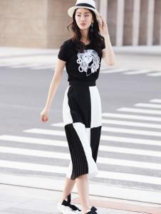 鲁遇女装新品半身裙系列
