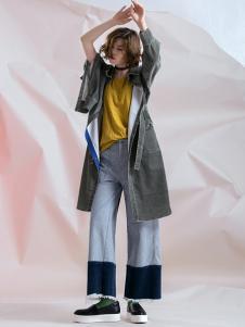 无轨女装无轨女装宽松外套