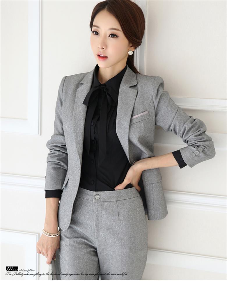 订做时尚简约女士西装【女式西装供应】