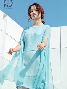 15小时女装18夏款连衣裙