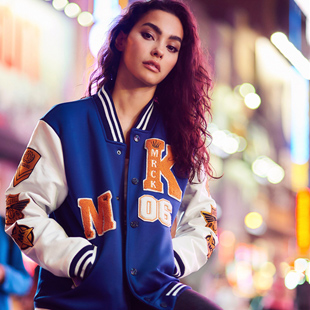MIRACLEKILL:国际超模Adrianne Ho演绎街头系列