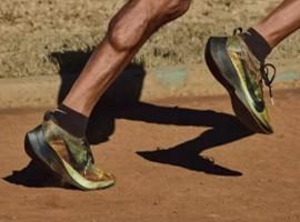 Nike这双3D打印的跑步鞋仅12克重