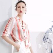 优雅艺术轻奢ECA女装 | 经典条纹,时髦的灵魂!