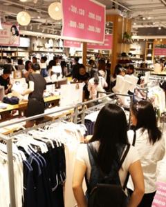 【柔美内衣】品牌集合店多品类经营,促进消费