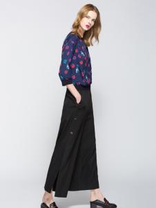 太和女装新款黑色休闲裤