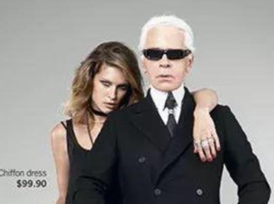 吸取了上次的教训,这次H&M找了Moschino来推联名款