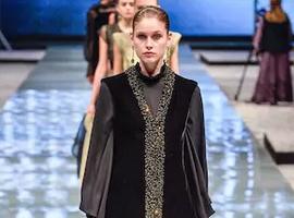 沙特阿拉伯刚刚举办了史上首个时装周 闪耀女性形象