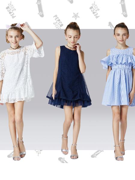 小猪班纳18新款连衣裙