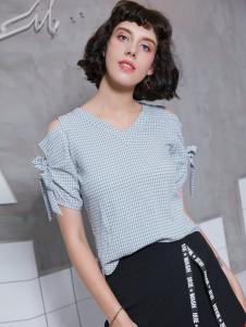 艾诺绮时尚气质T恤