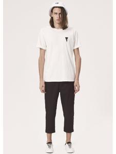 JPE新款黑色七分裤