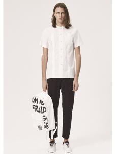 JPE新款白色T恤