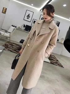 美兰娇丽气质大衣