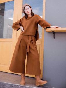 美兰娇丽秋冬时尚套装