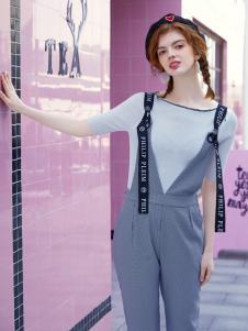 贝珞茵女装18时尚两件套