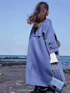 美兰娇丽女装韩版大衣