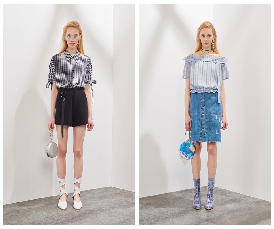 洛可可女装品牌夏季女裙尾货批发女装批发