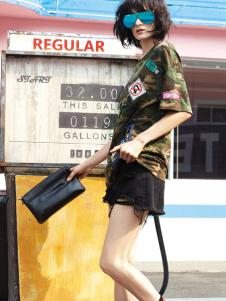 拓谷时尚潮牌女装新款