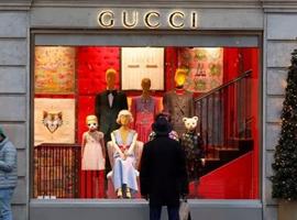 Gucci上演极速飙车 但是也难逃增长放缓命运