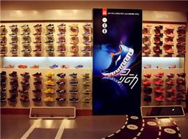 一季度李宁YOUNG品牌净增加27个销售点