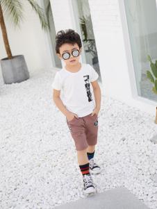 西瓜王子时尚休闲个性男T恤