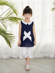 西瓜王子韩式方领无袖雪纺上衣