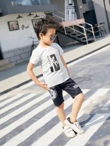 西瓜王子休闲时尚个性短袖男T恤