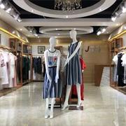 金蝶茜妮形象店全新升级,第七代橱窗引领时尚潮流