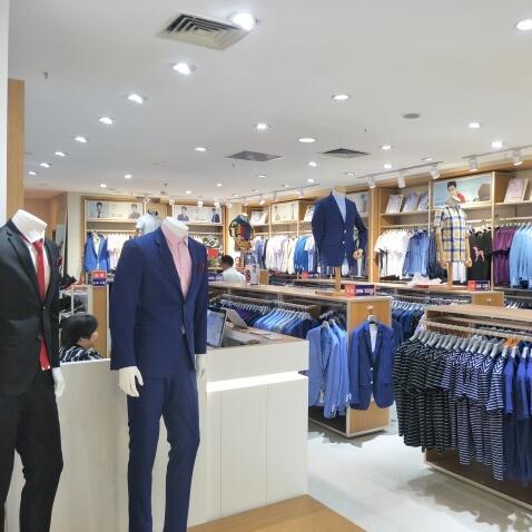 ROMON开店播报|:罗蒙新模式吉林长春亚泰富苑购物中心店盛大开业