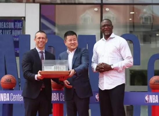 NBA的中国生意经