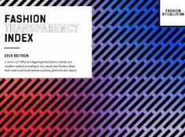 2018时尚透明度指数报告发布:谁做了你的衣服?
