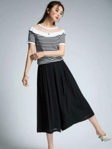 优衣美18新款套装裙