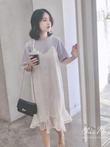 格蕾斯T恤连衣裙