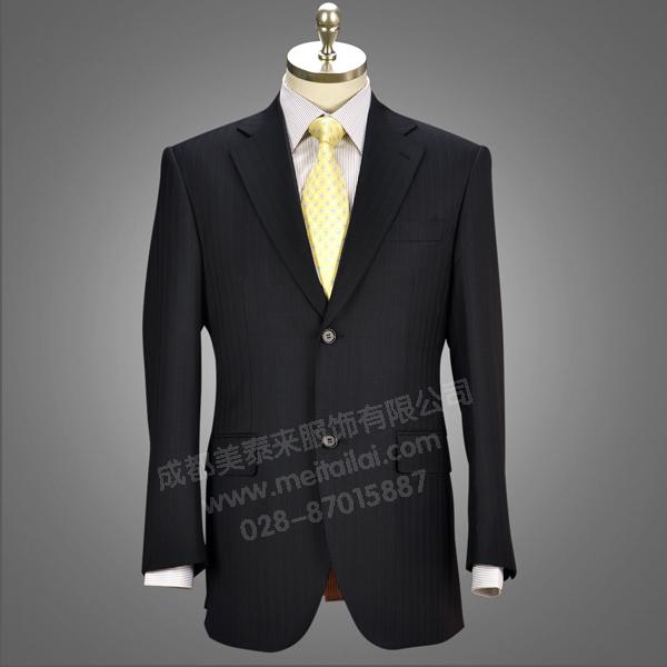 男士西服套装定制男装供应