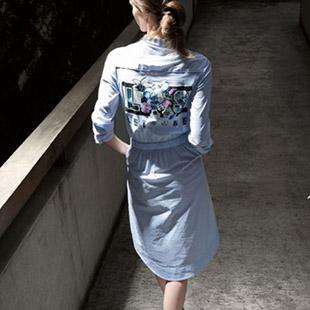 丽雪leisure一个全新的现代都市女性潮流品牌丽雪女装招商