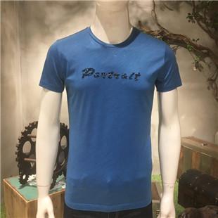 时尚男装T恤尾货供应男装供应
