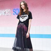 时尚百搭的黑色半裙怎样搭配较好看 ANOTHER ONE时尚新款上新