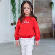 童装卫衣应该如何搭配 小嗨皮打造潮流时尚