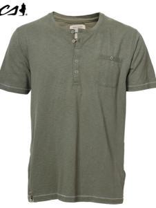 MCS万宝路新款纯色T恤