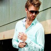 富绅男装新款衬衫:天然空调 | 体温直降4-7℃ 穿上它清凉过炎夏