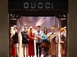 """奢侈品品牌都开始拒绝皮草 这是在时尚圈""""摔跤""""了?(图)"""