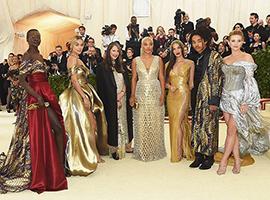 快时尚巨头H&M上榜Met Gala最佳着装 这能为它带来什么