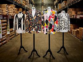 联手伦敦资深男装裁缝 宜家推出家居面料限量版西装