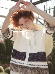 丽迪莎气质时尚休闲条纹衬衫