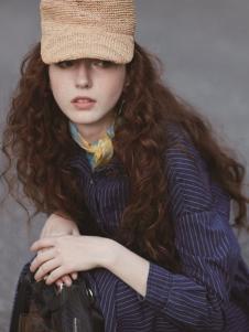 丽迪莎韩版气质文艺女款衬衫