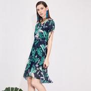 百图女装|夏季连衣裙带你翩翩起舞