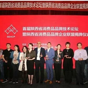 博布莱斯:陕西省消费品品牌企业