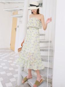 左韩夏装连衣裙