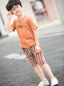 淘淘猫夏季新款印花T恤