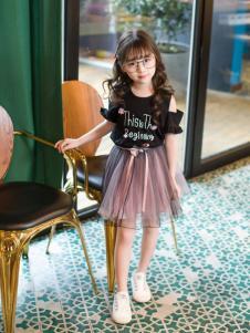淘淘猫时尚休闲蕾丝半裙